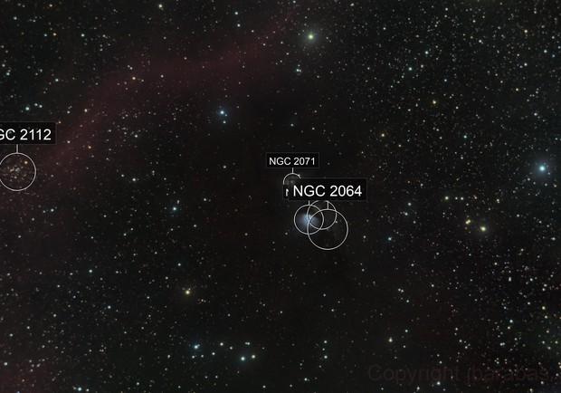 LDN1627 - M78 LRGB widefield