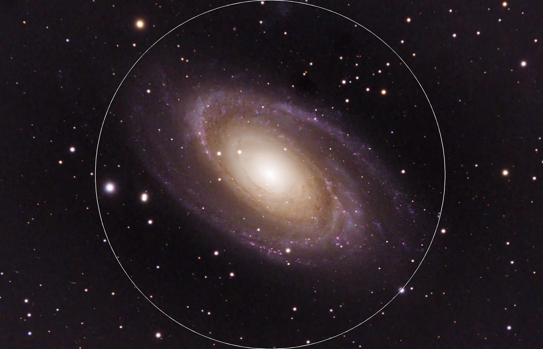 M81 OSC experiment