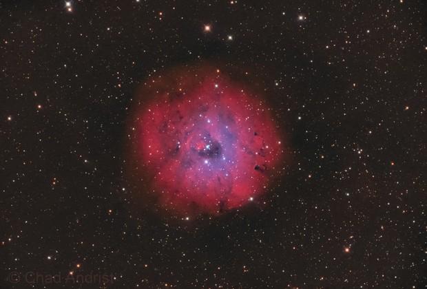 SH2-170 Little Rosette Nebula