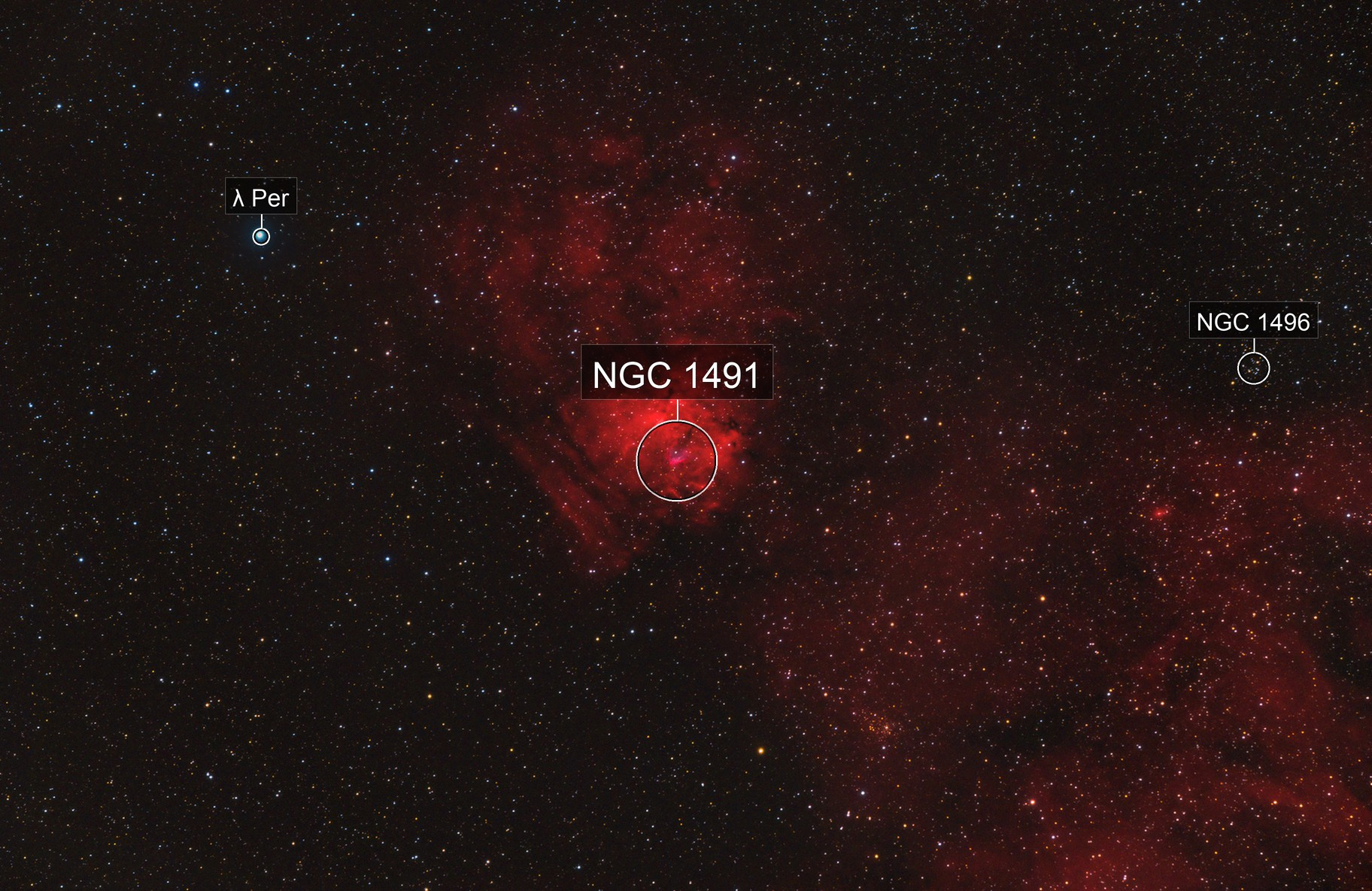 NGC 1491 reprocessed
