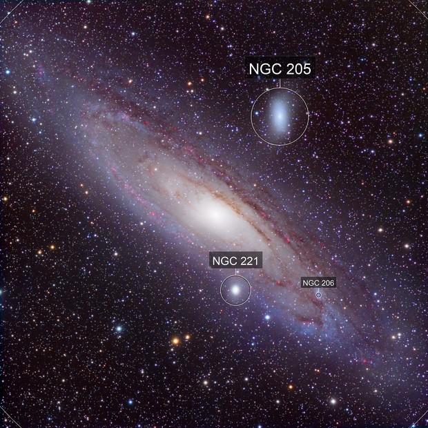 Andromeda Galaxy - M 31