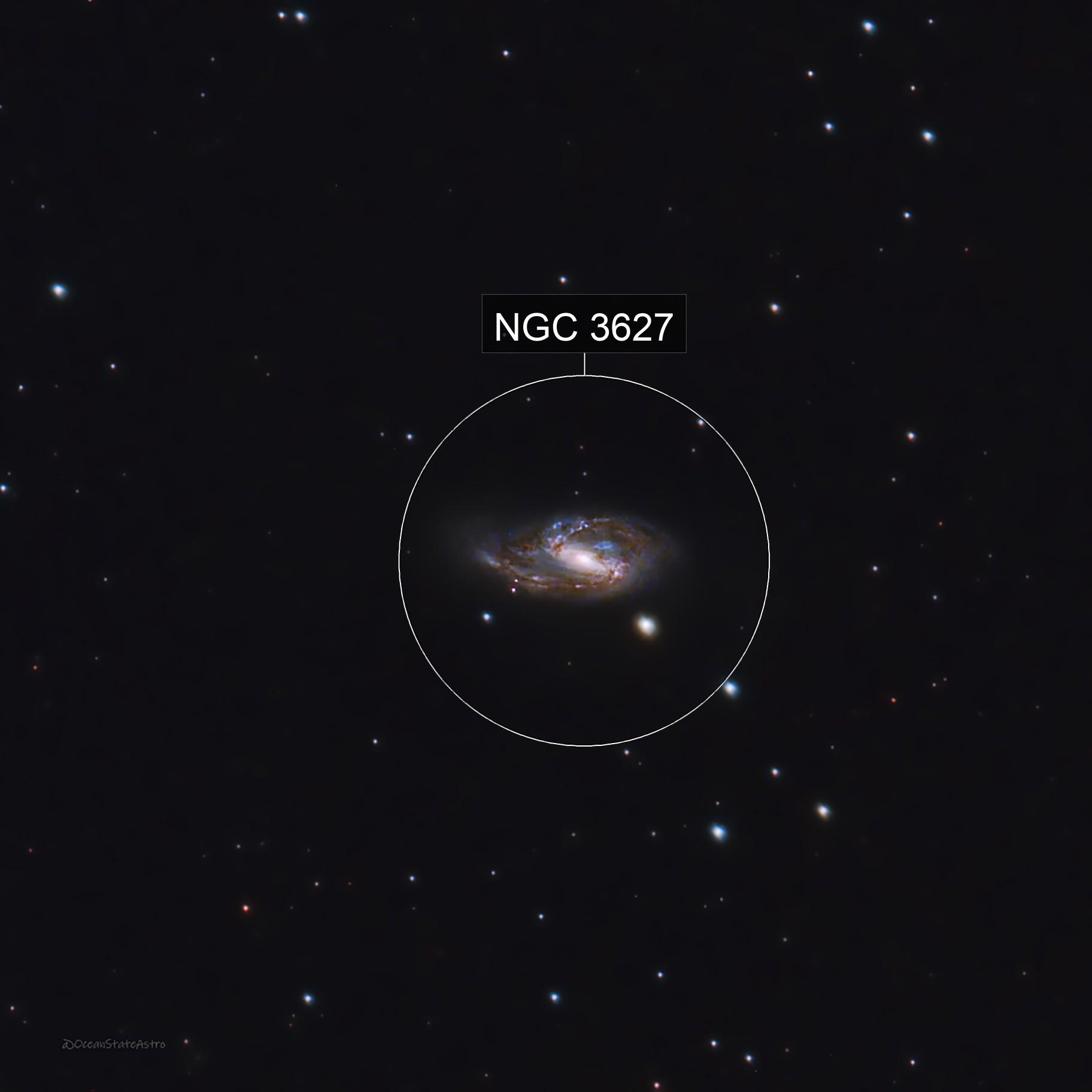 M66 (NGC 3627)