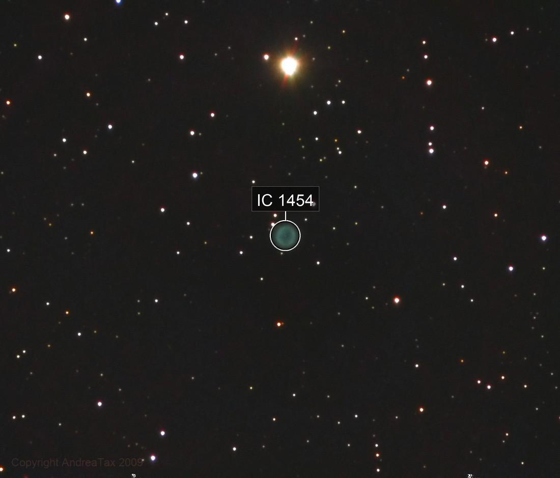 IC1454 - Abell 81 UHC-RGB