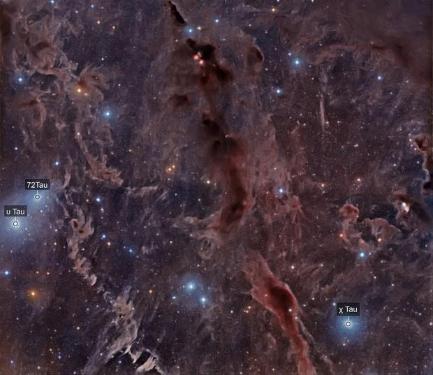 Barnard 18, Barnard 215 & Friends - 2017 Edit