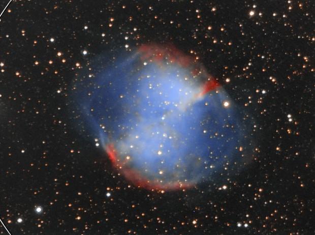 Messier 27 Dumbbell Nebula