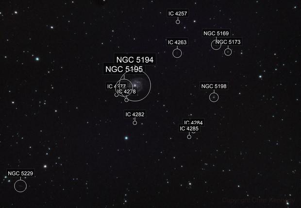 M51 Widefield