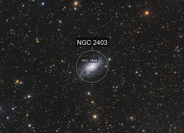 NGC 2403 (@DSWRO)