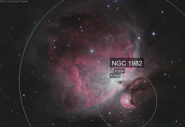 Orion Nebula January 2020