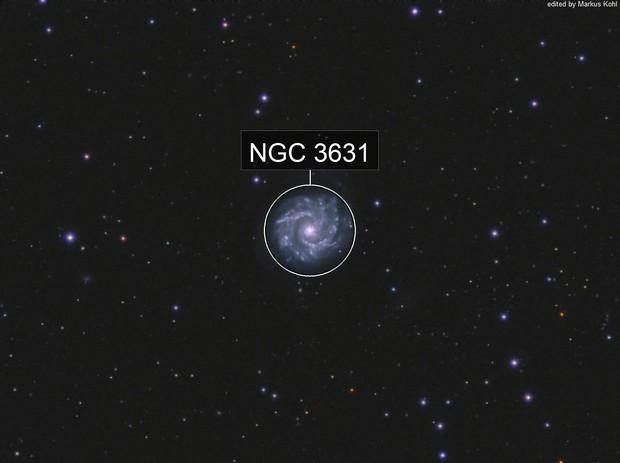 NGC 3631