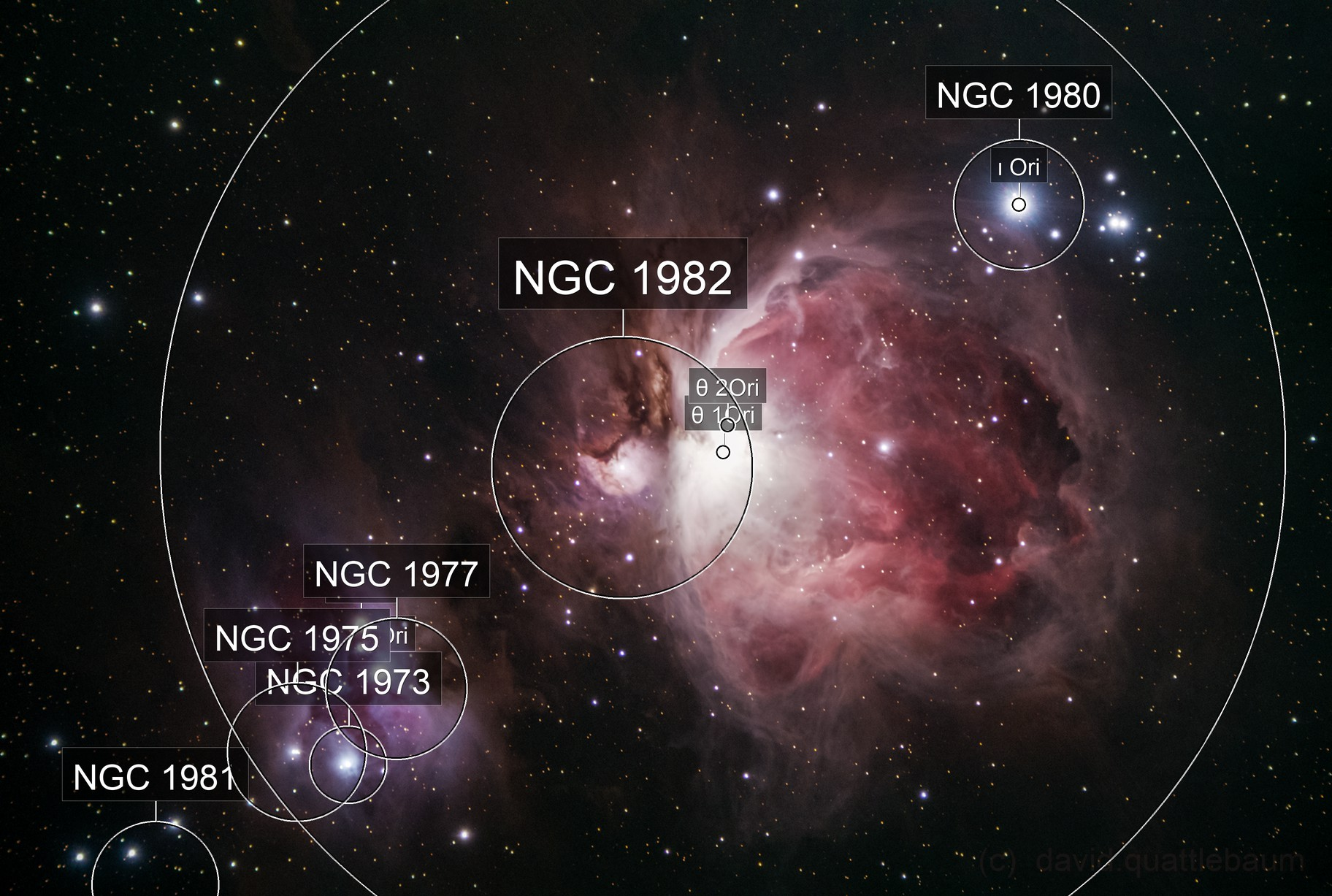 Orion Nebula - Clear Skies