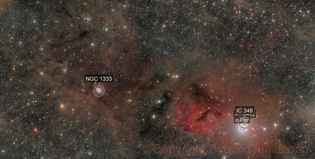IC348, NGC1333