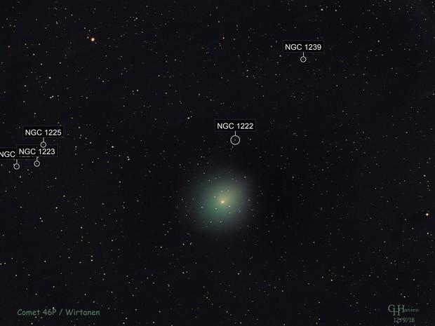 Comet 4P/Wirtanen
