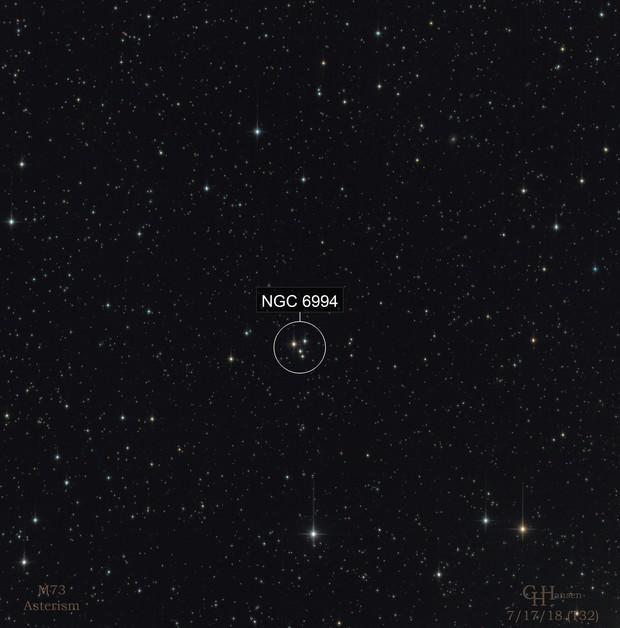 M73 (Asterism)