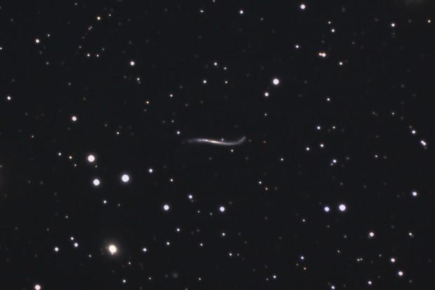 The Integral Sign Galaxy, PGC 20348, UGC 3697