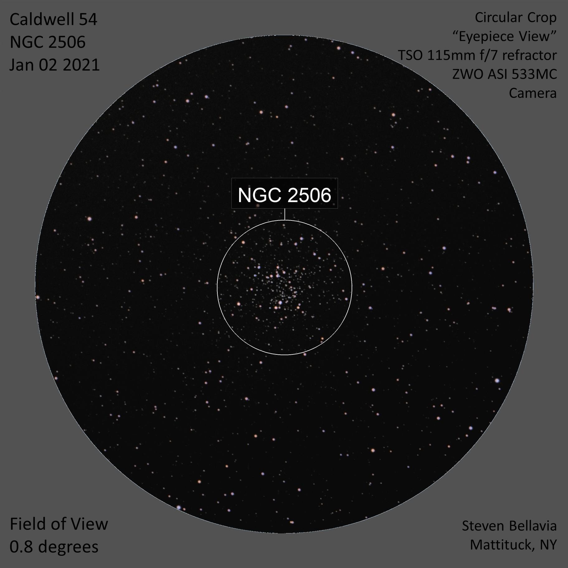 C54, NGC 2506