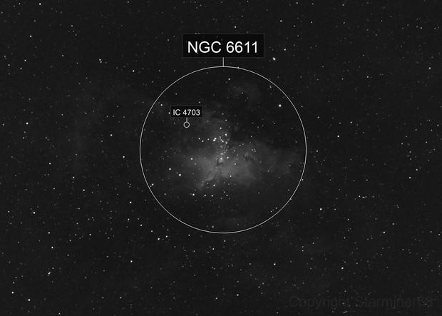 M16 Eagle Nebula-HA-Meade 80 ED triplet-Orion flattener-ASI 1600 MM-Pro-crop