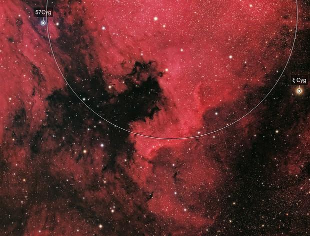 North America Nebula - NGC 7000