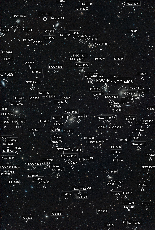 Virgo Supercluster