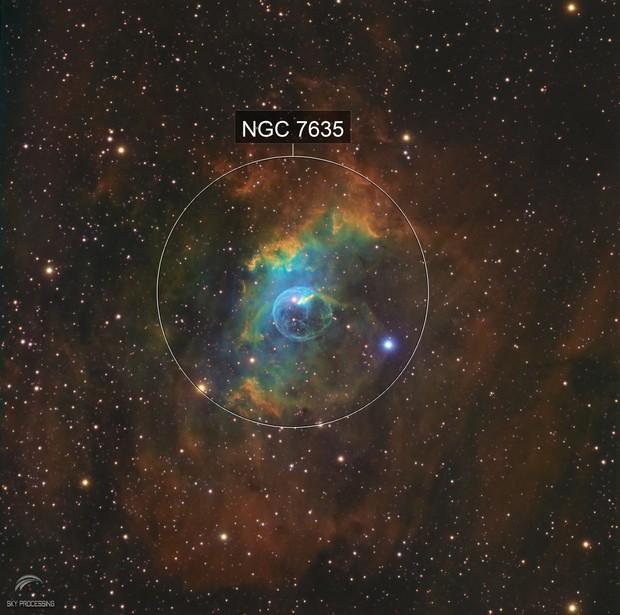 Ngc7635 Sho 25h