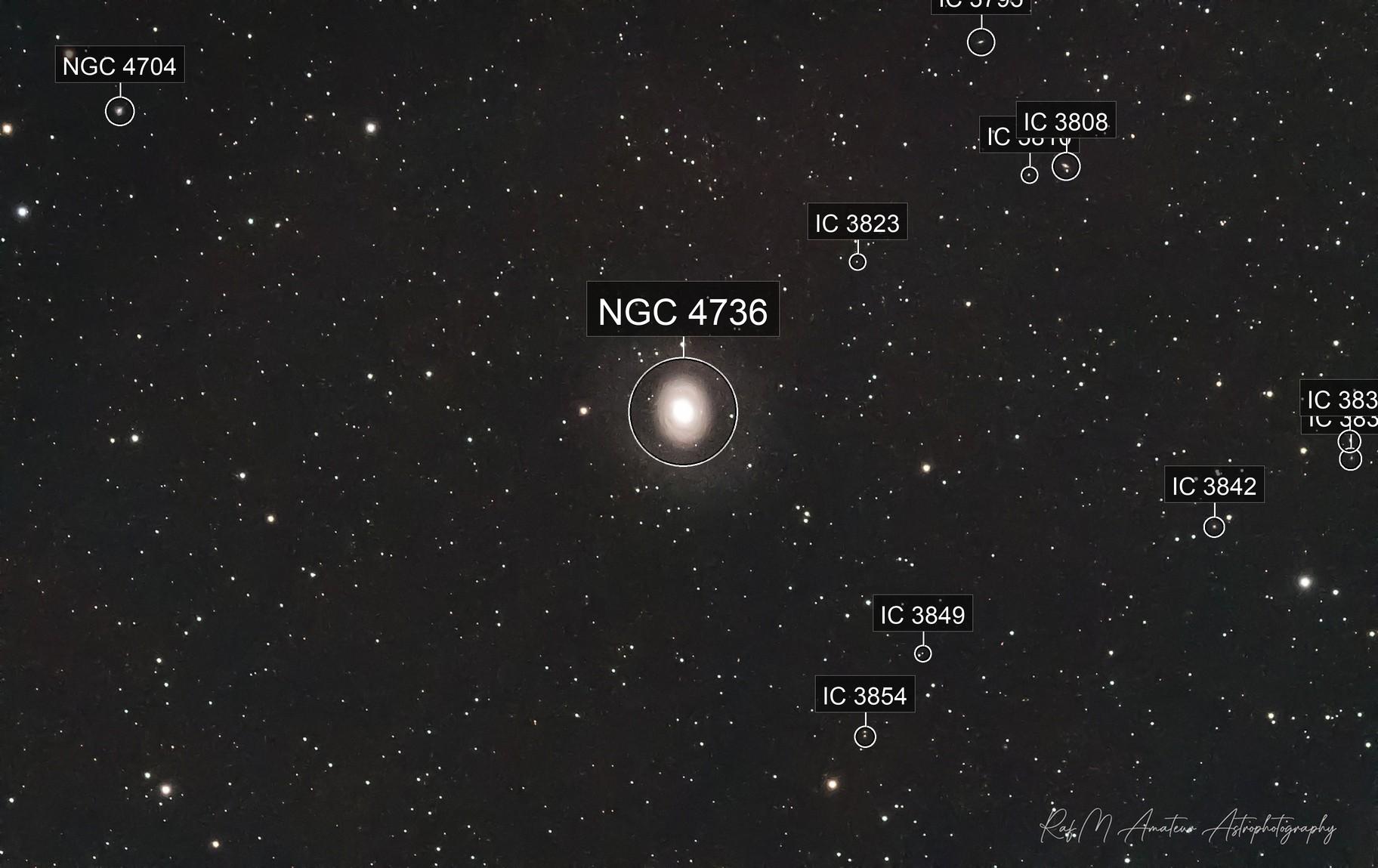 The Croc's Eye Galaxy, M94