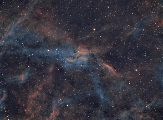 DWB-111 Propeller Nebula