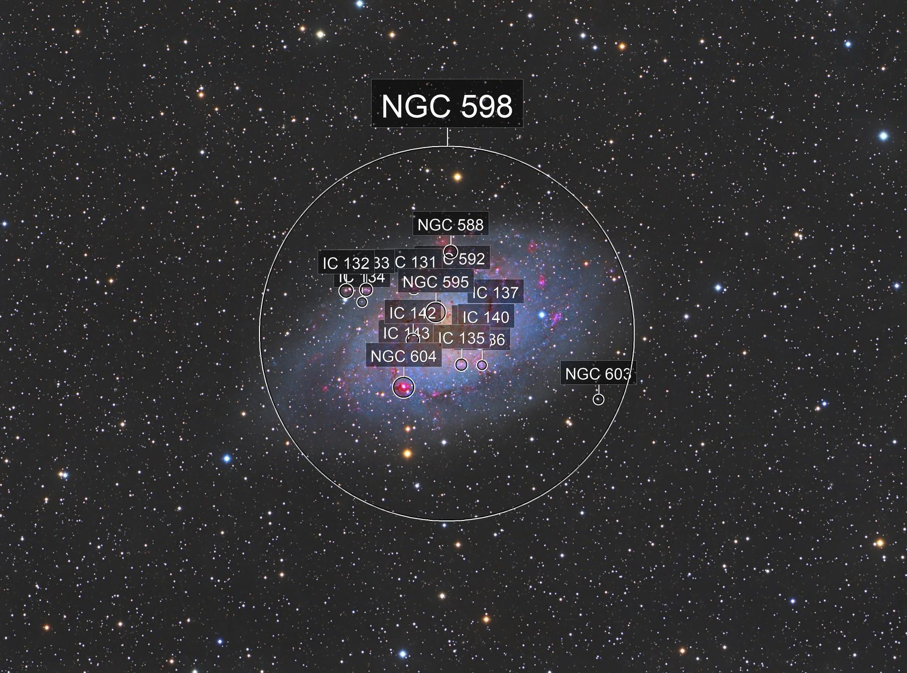 M33 LRGBHa