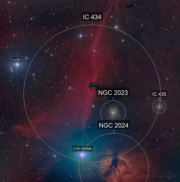 IC 434 - The Horsehead Nebula