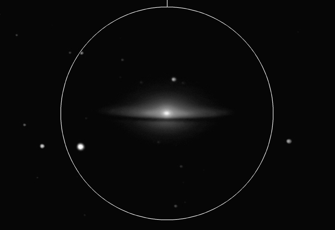 M104 - Surreal