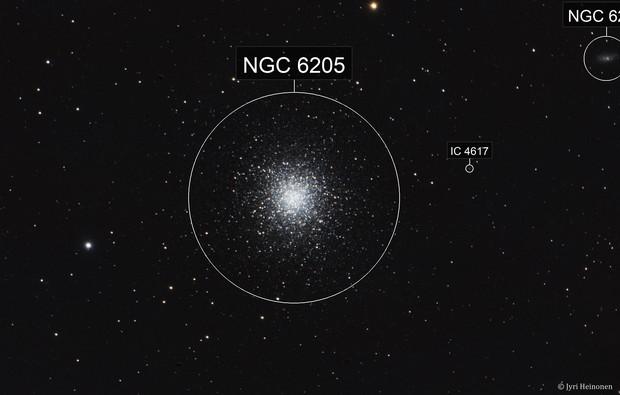 M13 (Great Globular Cluster in Hercules)