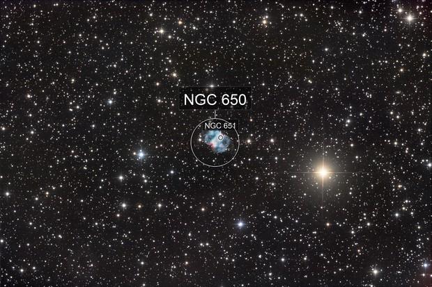 M76 (Perseus)