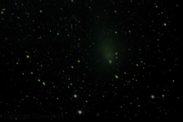 Comet 21P Giacobini-Zinner