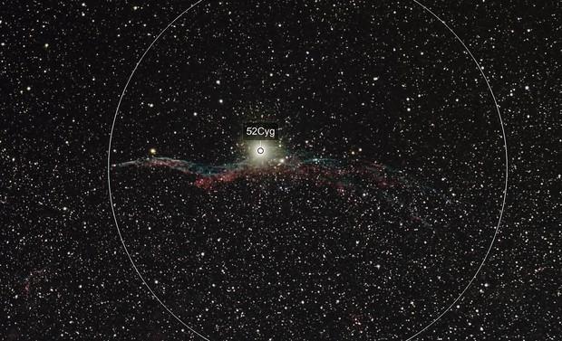 NGC 6960 Witch's Broom