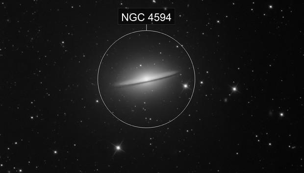 AGOptical iDK 12.5 first light test image