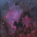 NGC7000+IC5070,                                Denis Kan