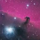 IC 434, Barnard 33 - Horsehead Nebula,                                Kuan Yu Ja