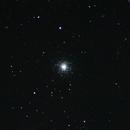 Hercules Cluster M13,                                Walt Schnapp