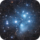 M45 Plejaden,                                Marcus Jungwirth