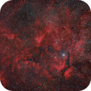 Sh2-108 Widefield - Deep Sky West Remote Observatory,                    Deep Sky West (Ll...