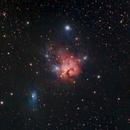 NGC1579, The Northern Trifid,                                Shannon Calvert