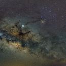 Scorpio Wide Field with Jupiter,                                Andrew Barton