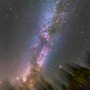 Milky Way and Summer Triangle,                                Alessandro Merga