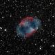 Messier 27 - The Dumbbell Nebula,                                Kevin Dixon