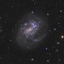 NGC4395,                                Станция Албирео