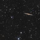 Splinter galaxy and friends,                                Adam Cseh