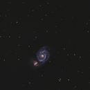 Mon premier essai sur M51 Get