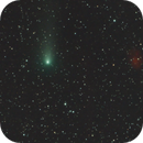 Comet 21P/Giacobini–Zinner Timelapse,                                  Arvind H.