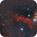 Horsehead and Flame Nebulas - Revisited,                                  JDJ