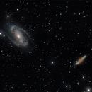 M81 & M82,                                AstroAdventures