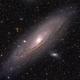 M31 La Galaxie d'Andromède,                                adnst