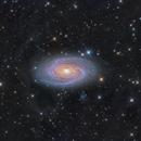 M81 LRGB,                                Jan Schubert